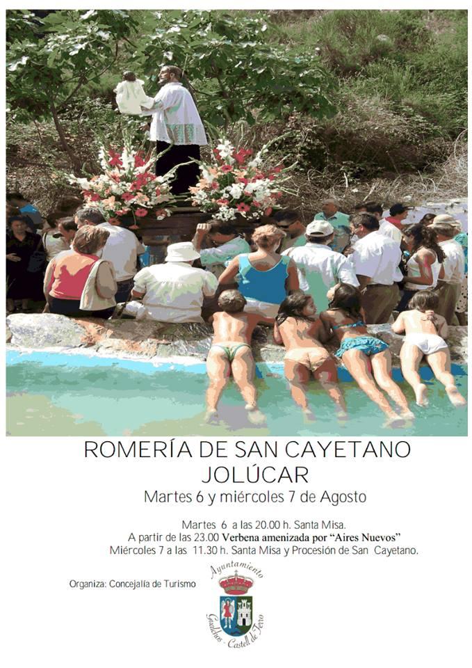 Romería San Cayetano 2013